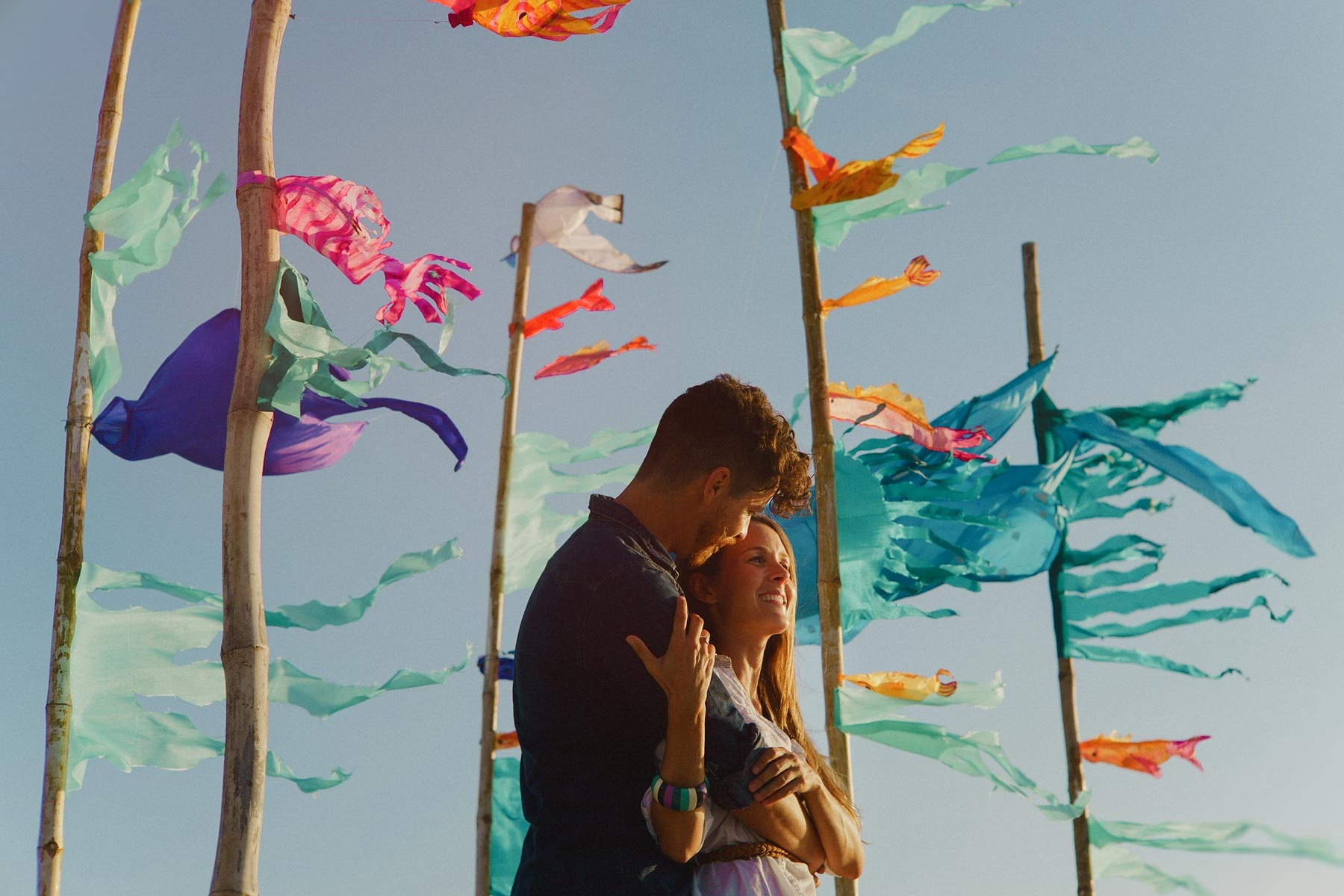 wedding in holbox, mexico