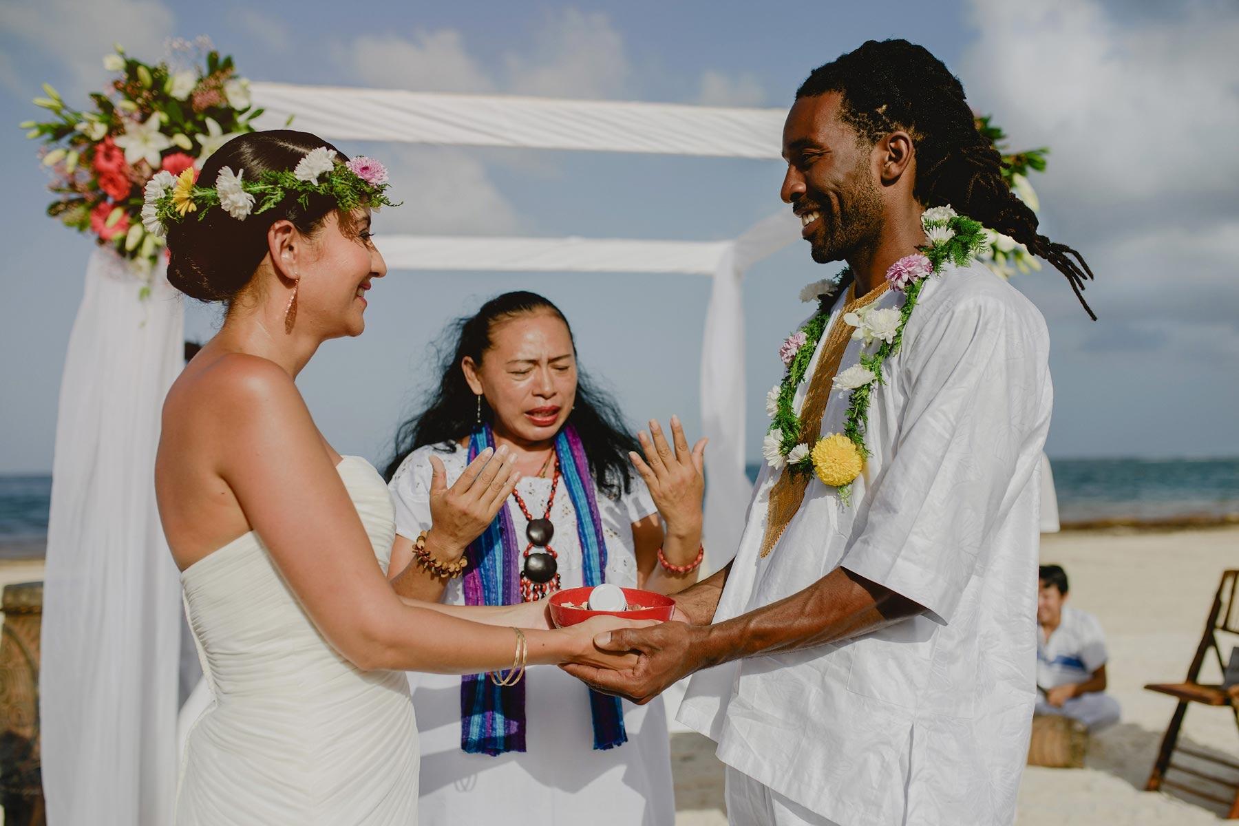 mayan wedding riviera maya