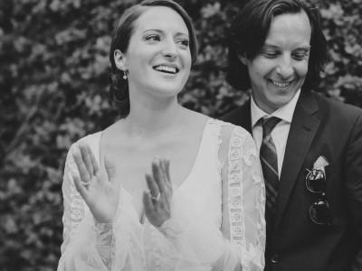 bride and groom in san miguel de allende