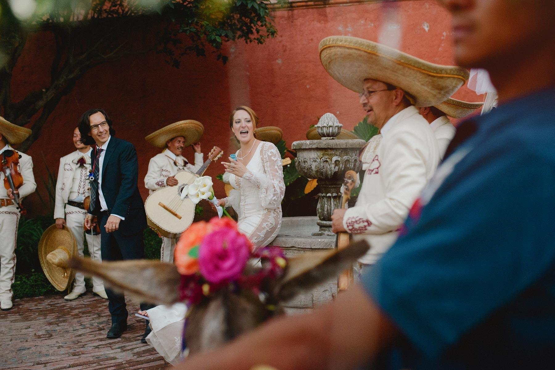 mariachi in san miguel de allende