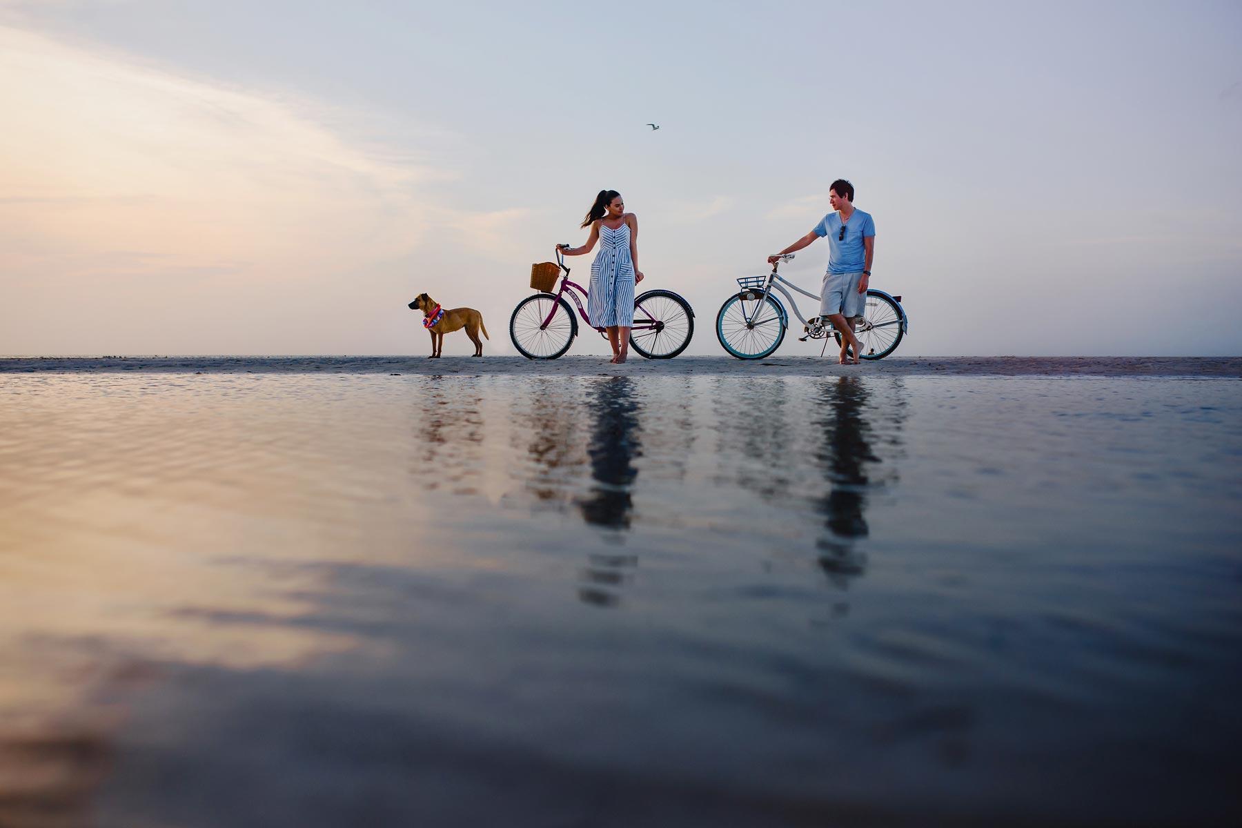 holbox island bikes