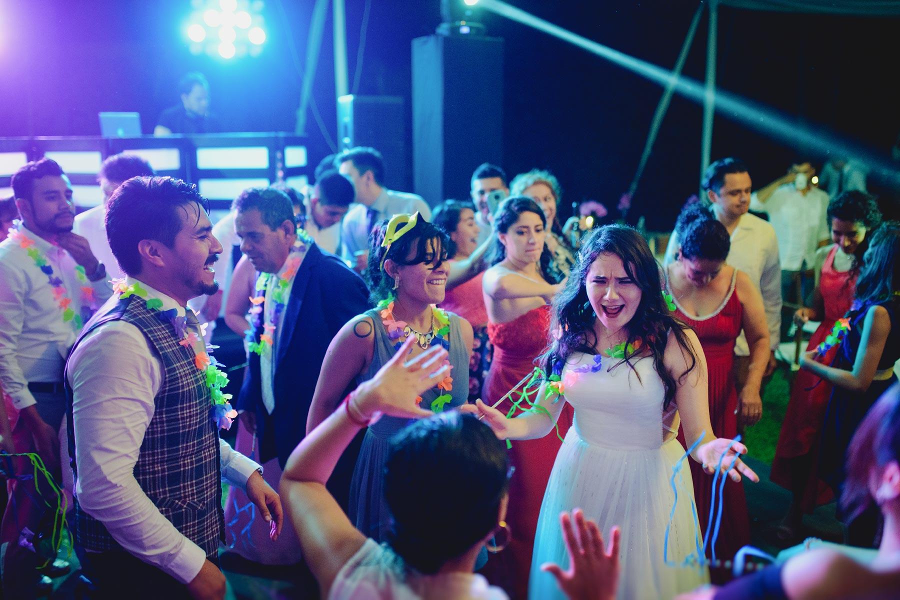 fiesta boda tepoztlan