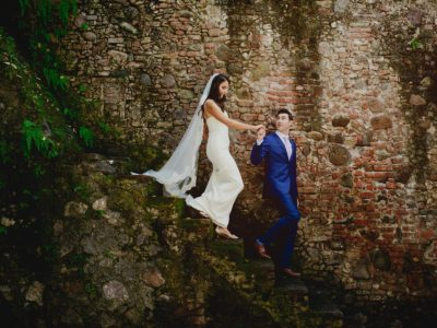 wedding photoshoot boda hacienda vista hermosa