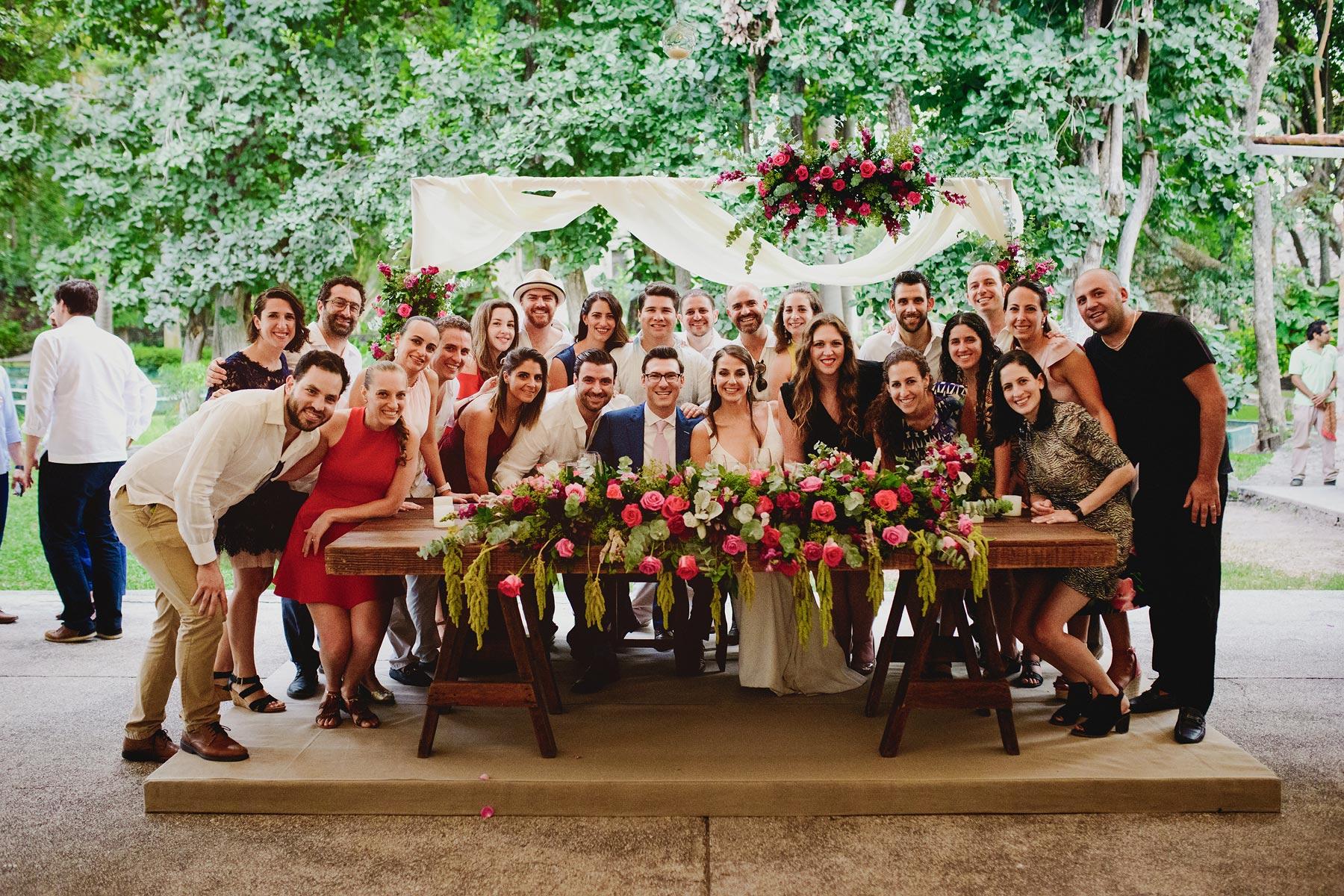 invitados boda boda hacienda vista hermosa