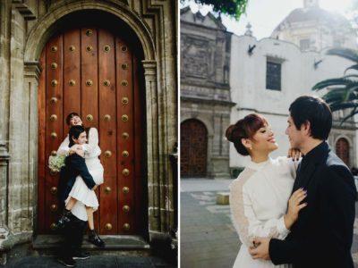 Ciudad de Mexico | Jonathan + Victoria